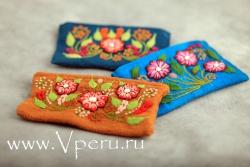 Кошельки Аякучо - дизайнерской работы из Перу