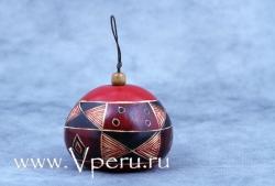 ёлочные украшения, рождественская игрушка ручной работы